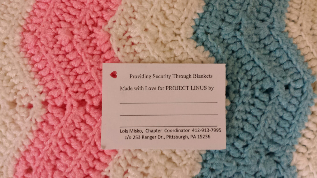 Paper Tags Greater Pittsburgh Area Chapter